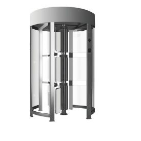 Molinete vertical control de accesos