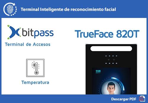 Terminal inteligente de reconocimiento facial
